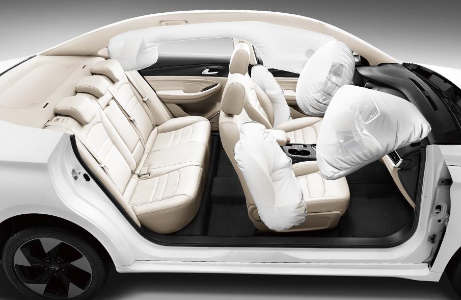 GA4 Airbags