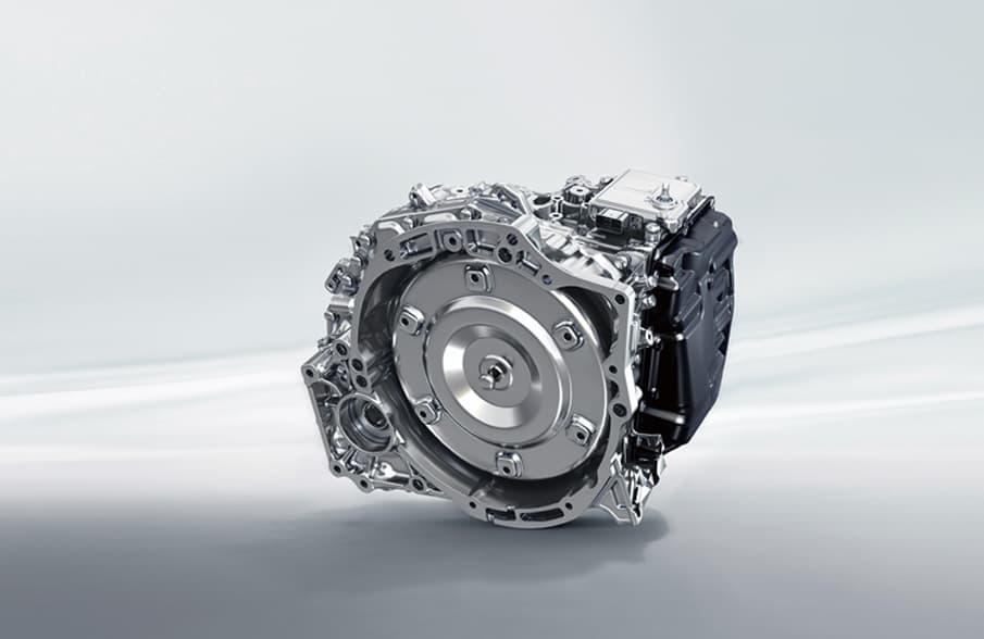 Next-gen aisin 6-speed gearbox