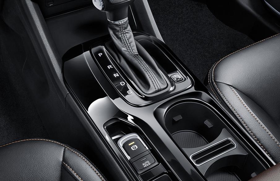 Electronic parking brake (EPB) autohold
