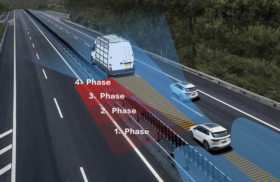 Autonomous cruise control (ACC)